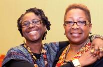 Sisters Abena Busia & Ayebia Clarke