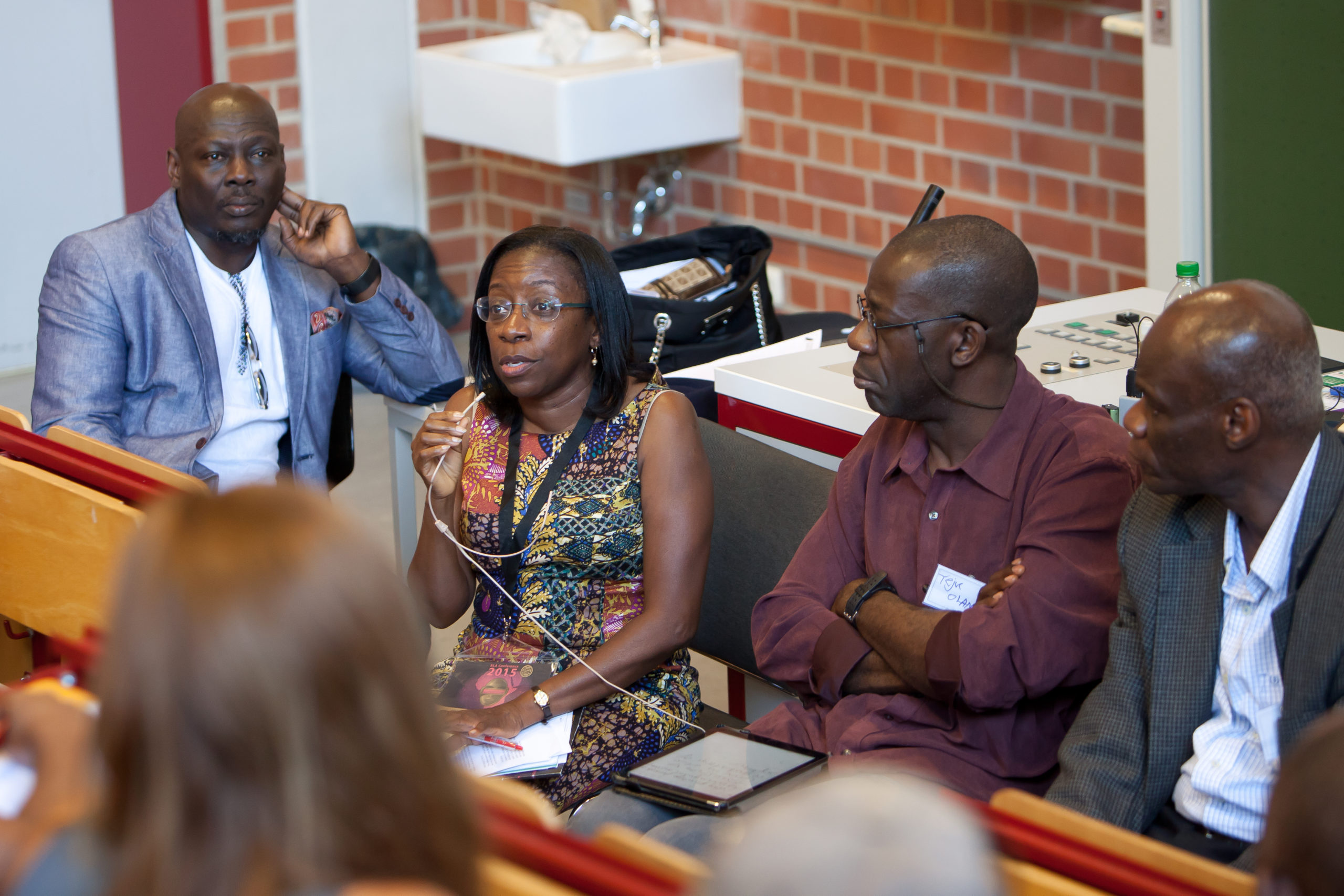ALA Members gather at 2015 Conference in Bayreuth, Germany